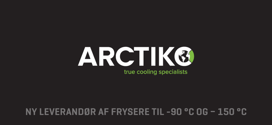 Ny leverandør af -90°C og -150°C