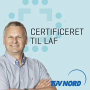 Carl bestod re-certificering